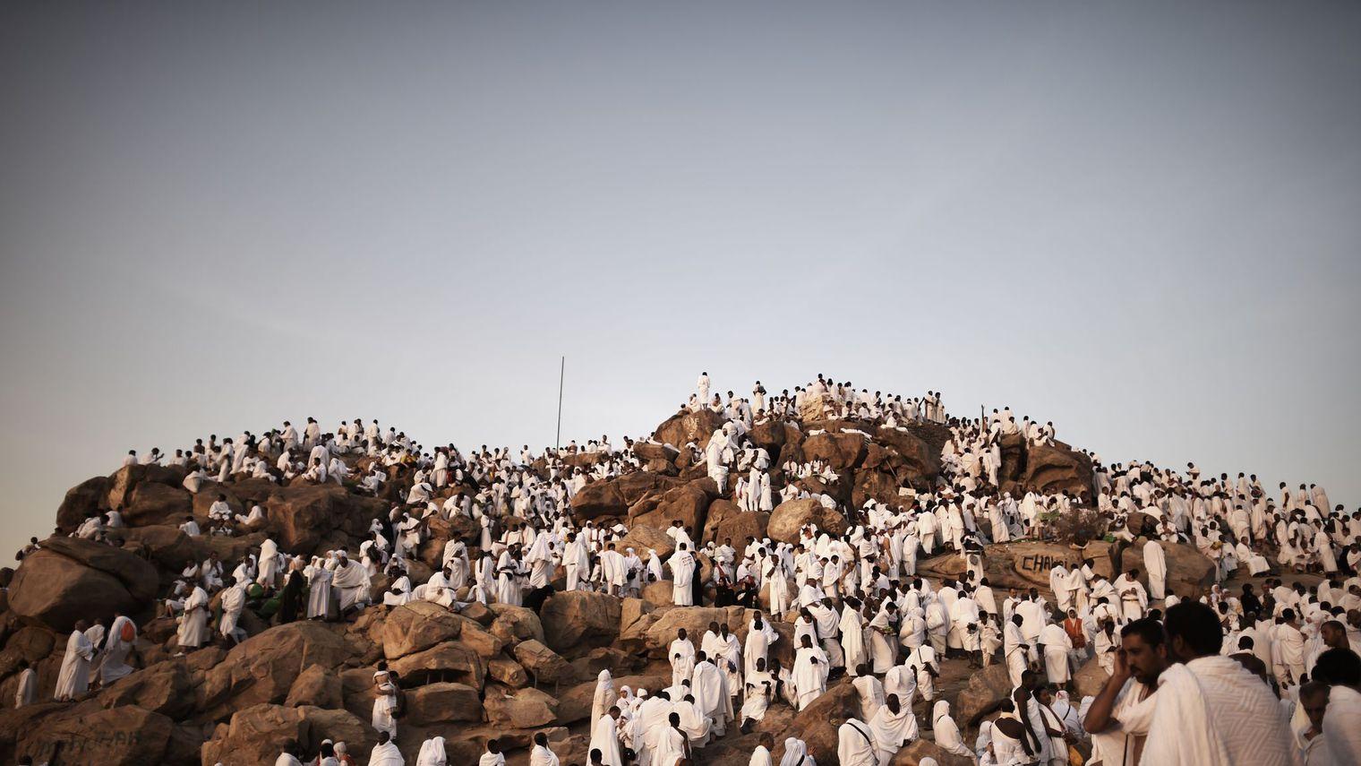 Mont Arafat - La Mecque - Hajj Omra Al Sirate Voyage